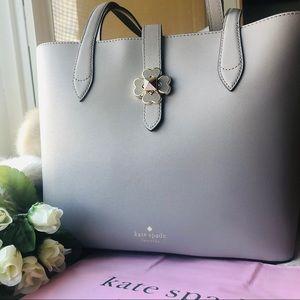 ⚡️ Kate Spade medium leather tote bag